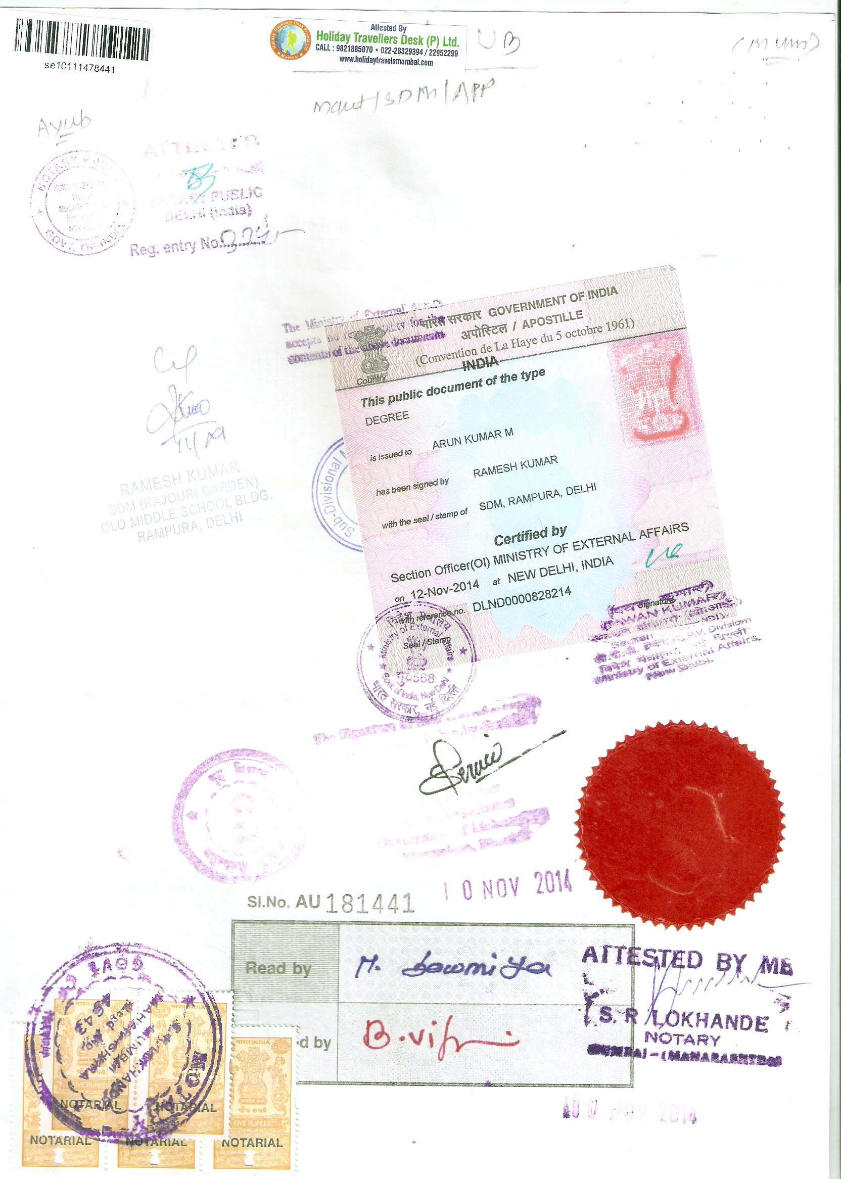 holiday travellers desk pvt marriage certificate apostille we provide apostille service like marriage certificate apostille birth certificate apostille degree certificate apostille pcc certificate apostille passport